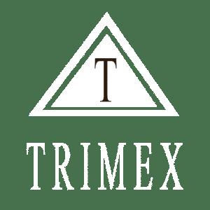 Trimex logo white