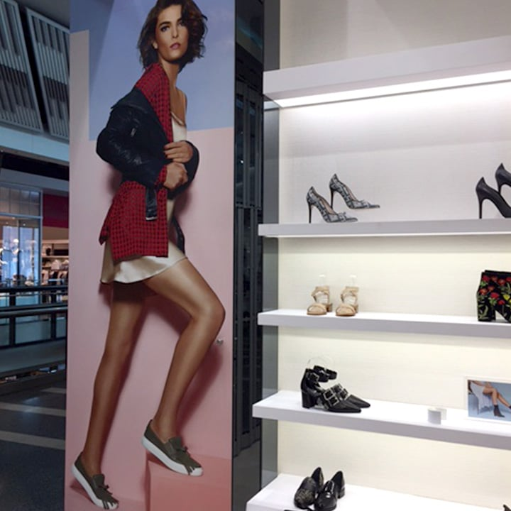 Perth Sign Installers: Wittner Shoes retail signs, Perth, Western Australia